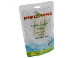Farm Food Rawhide Dental Impressed Rund Hondensnacks