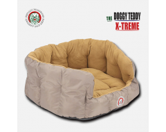 Doggy Bagg Teddy X-Treme Dog Basket - Fossil  Diverse Maten