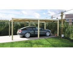 Gardival Carport Modern  Losstaand VG Breedte 359