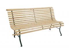 Woodvision Lattenbank Vuren 160x75x83cm
