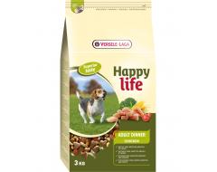 Happy Life Adult Zalm 3 kg