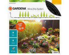 Gardena Micro-Drip-Systeem Start Set 15mt Rijplanten