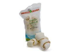 Farm Food Rawhide Dental Bone Rund - Hondensnacks - 140 g