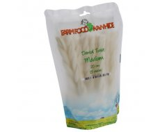Farm Food Rawhide Dental Twist Rund Hondensnacks