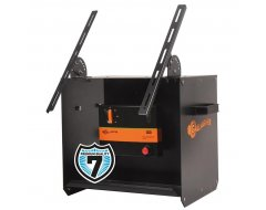 Schrikdraadapparaat B280 Multi Power + Solardraagbox Gallagher