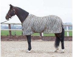 Harry's Horse Vliegendeken Mesh Standaard Zebra