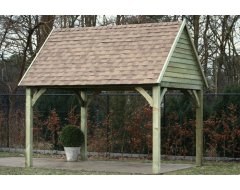 Dinowood Cottage Hoofdgebouw 390 x 300