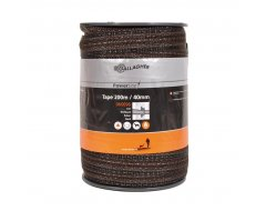 PowerLine Lint Gallagher 40 mm Terra 200m