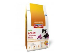 Smolke Cat Adult Kip&Rijst - Kattenvoer - 4 Kg