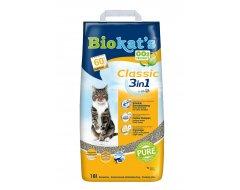 Biokat's Classic 3in1 Kattenbakvulling 18lt
