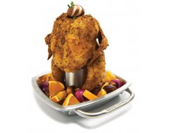 Broil King Chicken Roaster met Pan