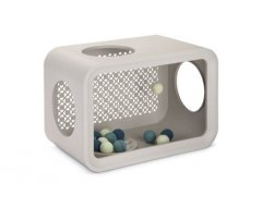 "BeezTees Cat Cube Play ""Dune Grey"" 49"