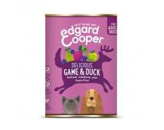Edgard & Cooper Hondenvoer Blik Wild & Eend 400 Gram