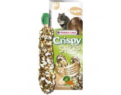 Versele Laga Crispy Sticks Hamsters-Ratten Rijst & Groenten