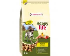 Happy Life Adult met Kip 3 kg