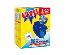Vapona Anti Mug apparaat met 10 tabletten