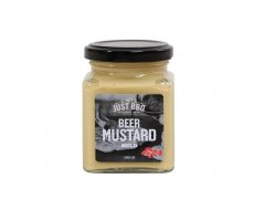 Not Just BBQ Beer Mustard Mild