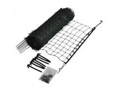 Konijnen-/Hobbynet, Groen, Gallagher 65cm - 25m (enkele pen)