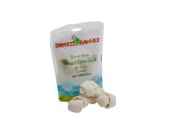 Farm Food Rawhide Dental Bone Rund - Hondensnacks Maat XXS 2 stuks