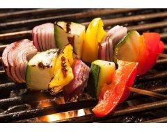 Barbecue Workshop 13 Juli Vegetarisch: met Groenten en Fruit...