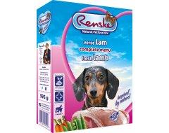 Renske Vers Vlees Hond Lam en Rijst 395 gr