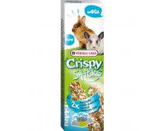 """Versele Laga Crispy Mega Sticks Konijnen-Chinchilla's """"Bergvallei"""""""