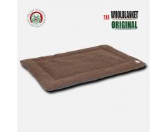 Doggy Bagg Wool Blanket Brown Diverse Maten