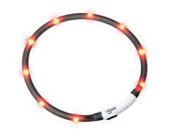 Visio Light Led Halsband Zwart