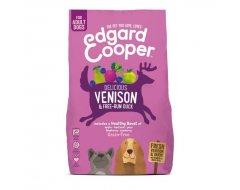 Edgard&Cooper Hond Brokjes Vers Hert & Scharreleend 12 Kg