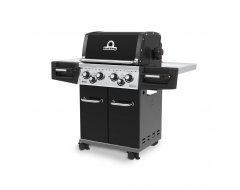 Broil King Regal 490 Zwart Gasbarbecue
