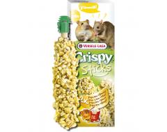 Versele Laga Crispy Sticks Hamsters-Ratten Popcorn & Honing