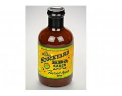 American Stockyard Harvest Apple 355ml