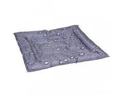 Flamingo Cooling Bed Fresk Drop Grijs XL 116x76cm