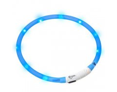 Visio Light Led Halsband Blauw