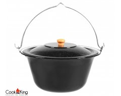 Cookking Emaille Goulashpot