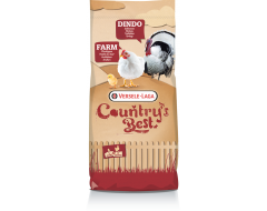 Country's Best Dindo 2.1 Pellet 20 Kg