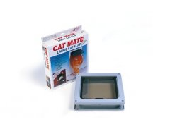 CAT MATE kattendeur groot, 221 Wit