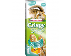 Versele Laga Crispy Sticks Hamsters-Eekhoorns Exotisch Fruit