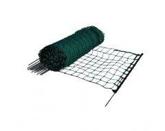 Konijnen-/Hobbynet, Groen, 65cm, 50m (enkele pen)