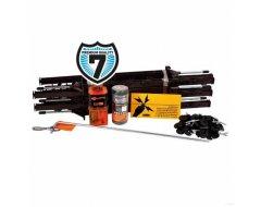 Tuin & Vijver Kit Inclusief B10 Batterij Schrikdraadapparaat (9V/12V)