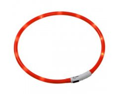 Visio Light Led Halsband Oranje