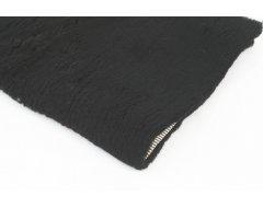 Boomy Droombed Anti-Slip Effen Zwart