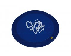 BZ Sprinkler Mat Stay Cool Blauw 100cm