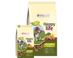 Happy Life Adult Dinner met Kip 15 Kg