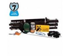 Tuin & Vijver Kit Gallagher  Inclusief M10 Netstroom Schrikdraadapparaat