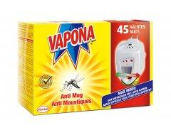 Vapona Anti Mug Apparaat Open Raam voor 45 Nachten