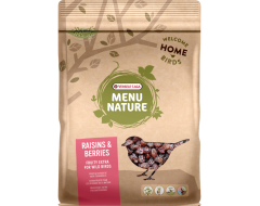 Versele Laga Menu Nature Raisins & Berries