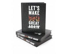 BBQ Kookboek Let's Make BBQ Great Again