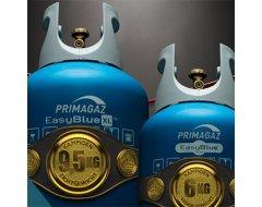 Gas in Flessen
