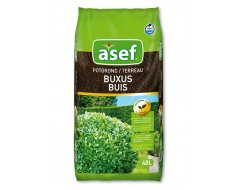 Asef Buxuspotgrond 40lt